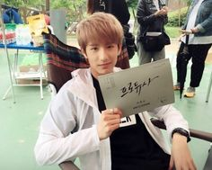 "Boyfriend's Minwoo to Make Cameo Appearance on ""Producer"""