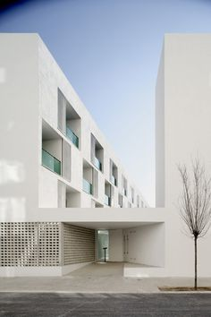 Social Housing Barcellona, Spain