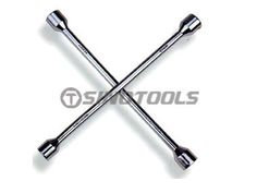 Cross Rim Wrench Fully Polished #Wrench #SINOTOOLS