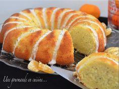 Bundt cake aux clémentines on http://www.unegourmandeencuisine.fr