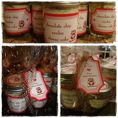 gifts in a jar...