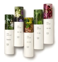 Obsessed: Uka's Japanese Nail Oils - Vogue Daily - Fashion and Beauty News and…