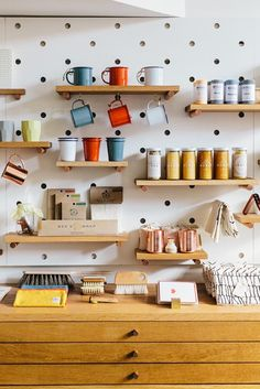 kitchen-wall-featuring-pegboard
