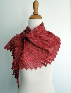 Ravelry: Project Gallery for Return of the Swallow pattern by Marjorie Dussaud