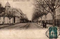 Rua Pascoal de Melo