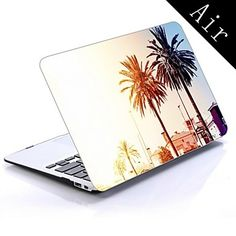 Summer Tree Design Full-Body Protective Plastic Case for 11-inch/13-inch New MacBook Air – USD $ 19.99