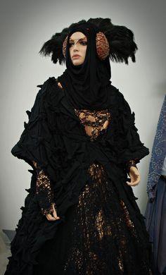 Sabe Black Decoy Costume Recreation