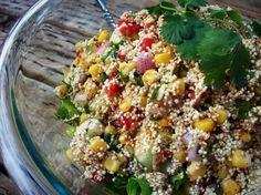 Featured Recipe: South American Quinoa