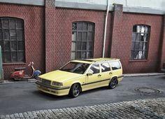 Volvo 850 T5R Personalized diecast (AutoArt) 1:18