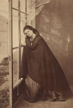 Virginia Oldoini, Countess of Castiglione (1837 – 1899), was a beautiful 19th-century Italian aristocrat.