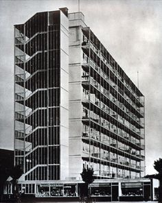 Bergpolder Apartment House