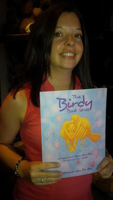 Stuff to do with your kids in Kitchener Waterloo: The Birdy Book Series - Review, Event And Giveaway