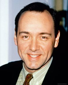 Kevin Spacey, Master Thespian /// one of my favorite actors - American Beauty, what a master piece! Gabriela