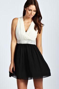 Lulu Embellished Prom Dress at boohoo.com