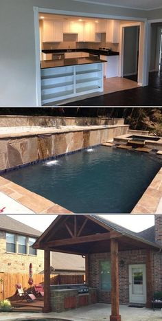 Bring life to your dream pond designs through the help of Infinity Contractors. This company has 18 years of experience offering home remodeling, additions and more. Open this pin to check reviews or get a free quote.