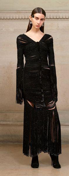 A Deslumbrante Coleço Givenchy AltaCostura PrimaveraVero 2017 e a Despedida de Ricardo Tisci  Fragmentos de Moda