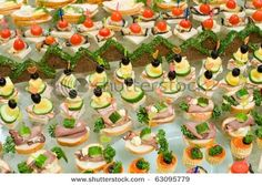 Image result for 1960s cocktail party snacks