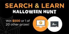 #SwagBucks New #SearchandLearn #HalloweenHunt Answers: (1) 1946 (2) Cantonese (3) Mario Cart (4) Ride Spacemountain (5) The Purple People Eater #GoodLuck #HaveFun #ezswag http://www.swagbucks.com/p/survey?id=2358520&aid=Haunted-Hunt-Day-5 http://blog.swagbucks.com/2015/10/56088.html