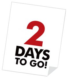 Not long to go now! 2 days to go and counting! #perpetualpeacevirtualmemorials #PerpetualPeace #countdown