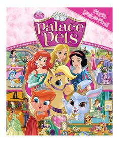 Love this Palace Pets My First Look and Find Book on #zulily! #zulilyfinds