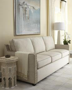 family room - love it from A-Z.  i like the color of the wall - draperies, etc.
