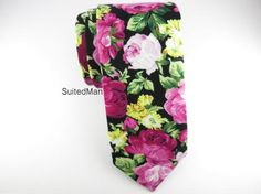 Treat yourself to a floral arrangement with one of our iconic floral ties. We offer the widest and most original selection of floral patterns in the world. Floral Tie, Floral Arrangements, Pattern, Red, Floral Lace, Floral Swags, Flower Arrangements, Model, Patterns