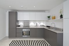 Shared Ownership kitchen at SuperB