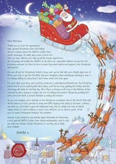 Nspcc letter from santa loading sleigh 2015 httpsnspcc nspcc letter from santa loading sleigh 2015 httpsnspcc what you can domake a donationletter from santa pinterest santa spiritdancerdesigns Choice Image