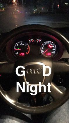 #audi #a3 #goodnight #night #nightlife #bossbabe #beast