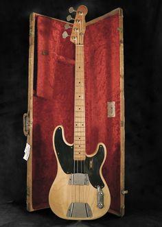 1954 Fender Precision Bass