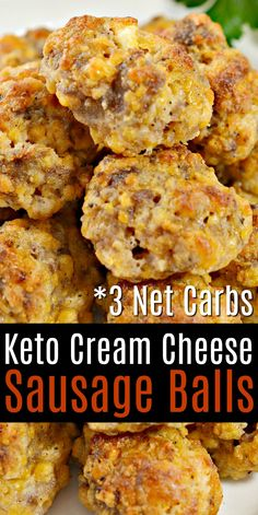 Recipes With Maple Sausage, Healthy Sausage Recipes, Keto Sausage Recipe, Breakfast Sausage Recipes, Breakfast Casserole Sausage, Low Carb Dinner Recipes, Supper Recipes, Healthy Low Carb Snacks, Protein Snacks