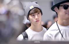 #GOT7 @ Japan airport - Mark