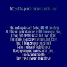 Just a little poem of mine :p