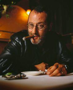 Thierry et ses cigares: Jean Reno