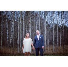 Wedding day! @johannarosengren.se #justmarried #bride #groom #love