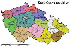 Elementary Science, Biology, Bowser, Homeschool, Map, Teaching, Fictional Characters, Czech Republic, Country