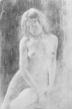 René Le Bègue - Etude de Nu, Photogravure, 1904