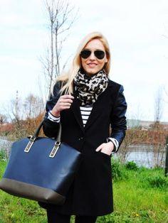 lapetiteblonde Outfit   Invierno 2012. Cómo vestirse y combinar según lapetiteblonde el 15-2-2013