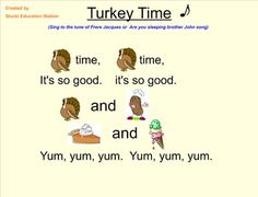 Letter Sounds A-Z Smartboard Music Sub Plans, Thanksgiving Songs, Music Education Activities, Music Worksheets, Kindergarten Lessons, Song Time, Teacher Blogs, Elementary Music, Music Classroom