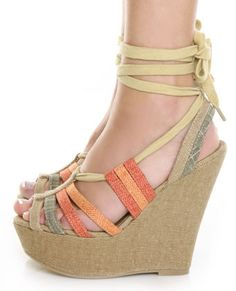 wedges, cute? yes or no.>?
