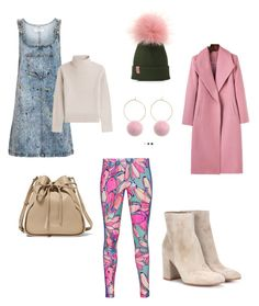 """""""Hot candy, girly urban"""" by anique-duindam on Polyvore featuring mode, adidas Originals, Gianvito Rossi, Topshop, Vanessa Seward en Nina Ricci"""