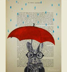 Coco de paris Raining Rabbit