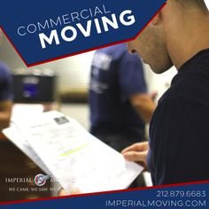 Imperial Moving and Storage represents the premiere of the commercial moving in New York City.We have experience with relocating a vast number of corporations in the past and we continue to serve Manhattan's corporations with quick efficient relocations at a reasonable price. www.imperialmoving.com #nycmovers #movingcompany #NYC #Imperialmoving Moving And Storage, Packers And Movers, Manhattan, The Past, Commercial, Nyc, York, Number, City