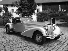 1936 Horch 853  - Spezial-Roadster