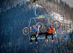 Jasna snowbike downhill by kulsecko, via Flickr