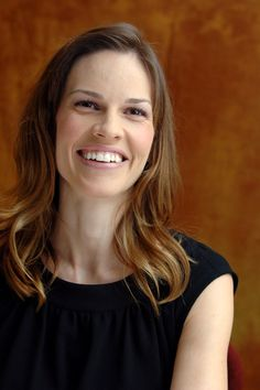 Hilary Swank                                                                                                                                                                                 More