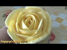 How To Pipe Buttercream Roses 2015 Secrets Revealed - YouTube