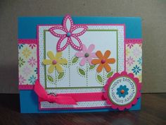Spotlight on your birthday by Stamp Lady - Cards and Paper Crafts at Splitcoaststampers In the Spotlight