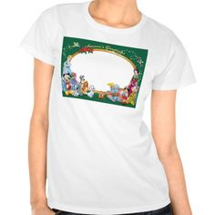 Season's Greetings holiday christmas Disney Tee Shirts