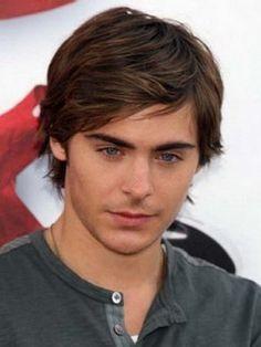 Makes Medium length hair on Pinterest | Men's Medium Hairstyles ...